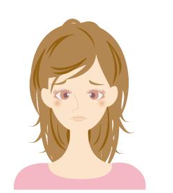 髪質・頭皮のイメージ