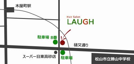 ラフの地図画像