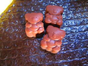 オーストラリアのお土産 コアラのチョコ
