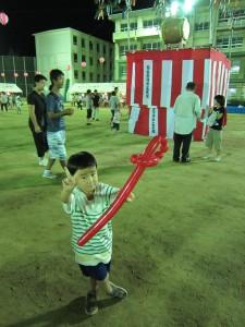 勝山祭り1