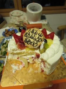 祝☆しおん5歳の誕生日♪