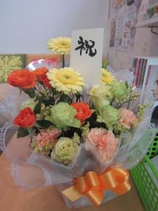 花 お祝い