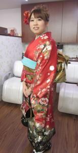 2015 成人式 着付け セット3