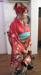 2015 成人式 着付け セット4