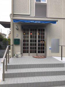カフェ「roccaku(ロッカク)」